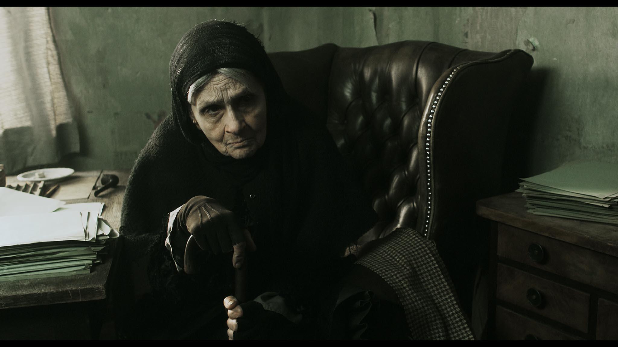 """Gute Stube: """"Die Alte Frau"""" (Kurzfilm + Leseperformance)"""