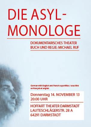 Die Asyl-Monologe