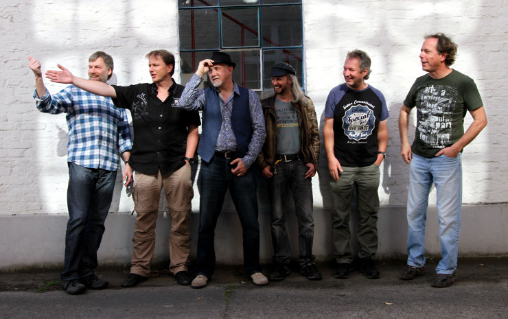 """Finest Fools"" laden ein zur CD-Release Party – Off the beaten Tracks"