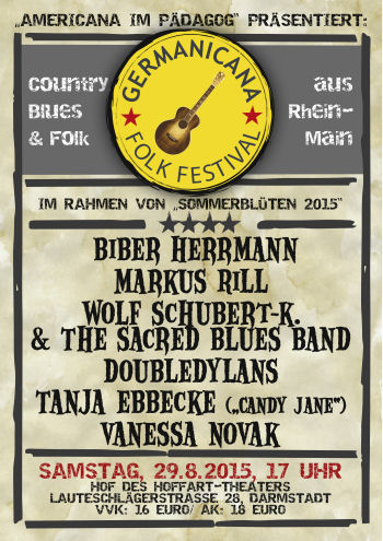 Germanicana-Folkfest 2015