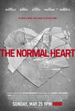 "AIDSHILFE Darmstadt zeigt: ""The Normal Heart"""