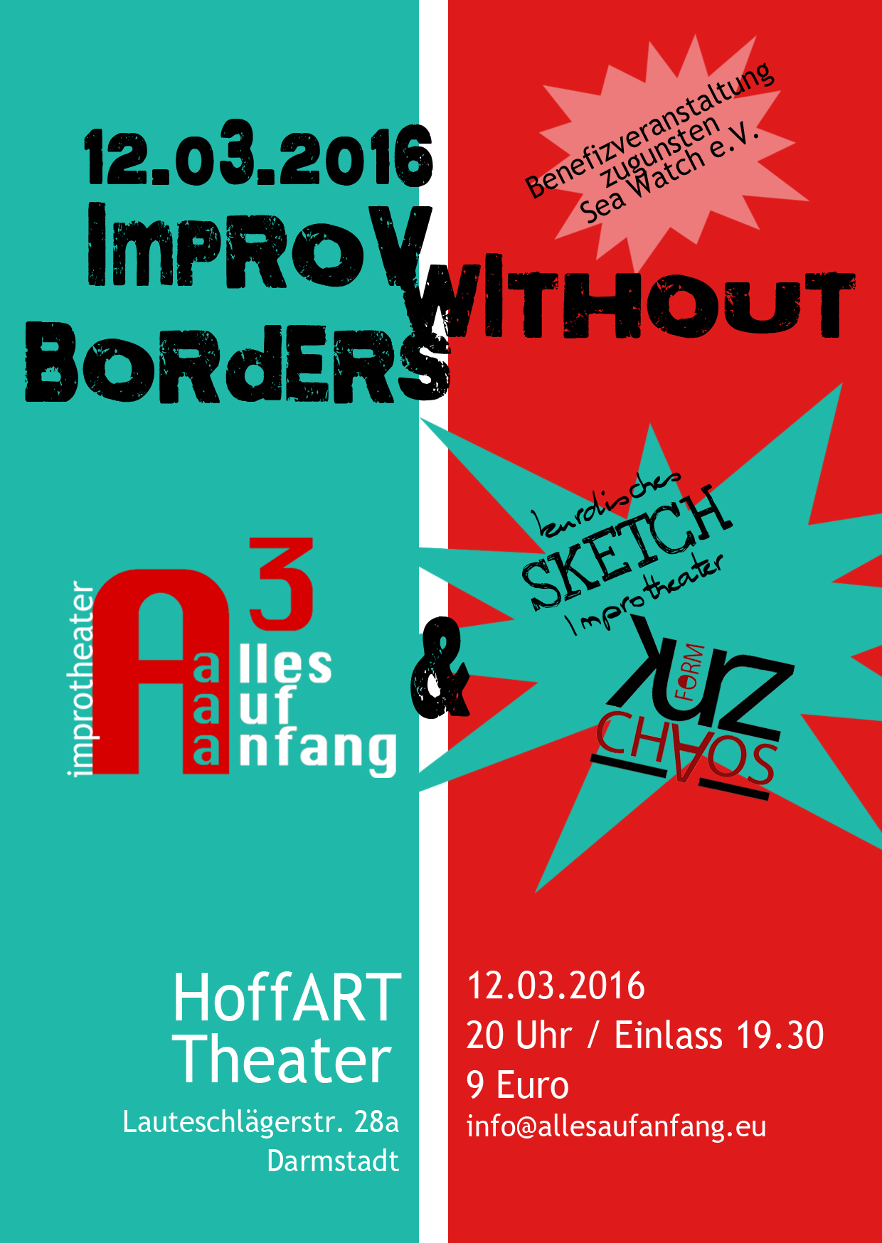 Improv Without Borders
