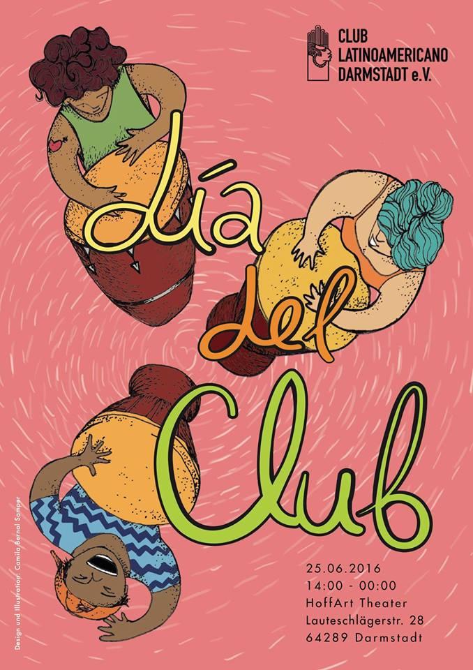 Dia del Club – ein Sommerfest mit Latin Rock, Cocktails und vieles mehr