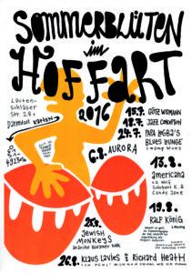 Sommerblüten im HoffART Theater 2016