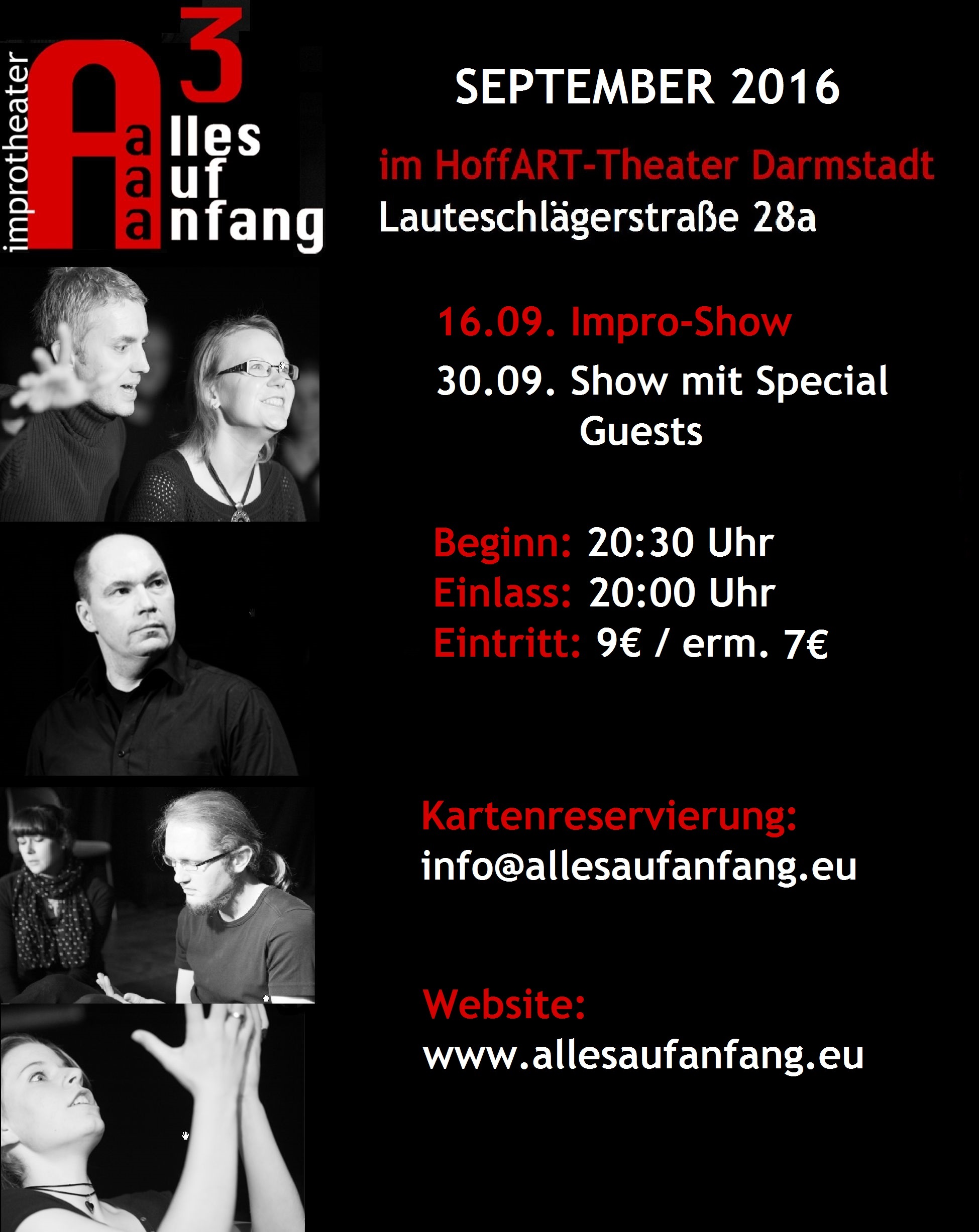 ALLES AUF ANFANG……Improshow