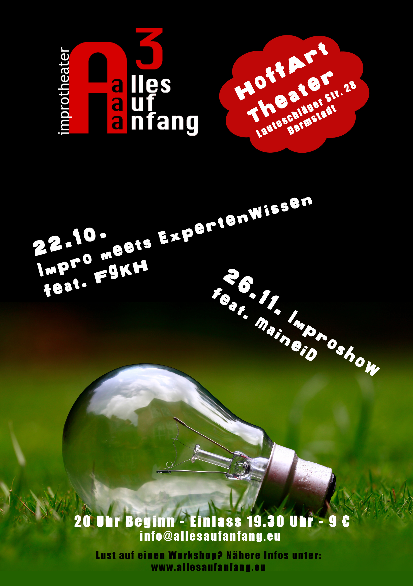 Alles Auf Anfang Improshow