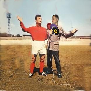 Singende Beine: Die Welt der Fußballschallplatten