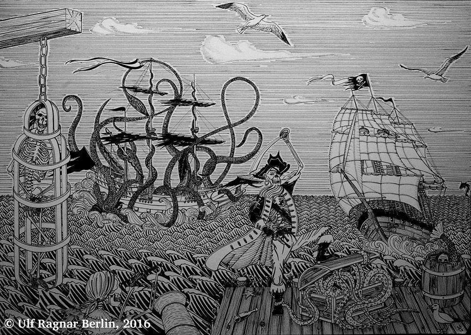 Roland Benz: Hölle , Tod und 1000 Teufel