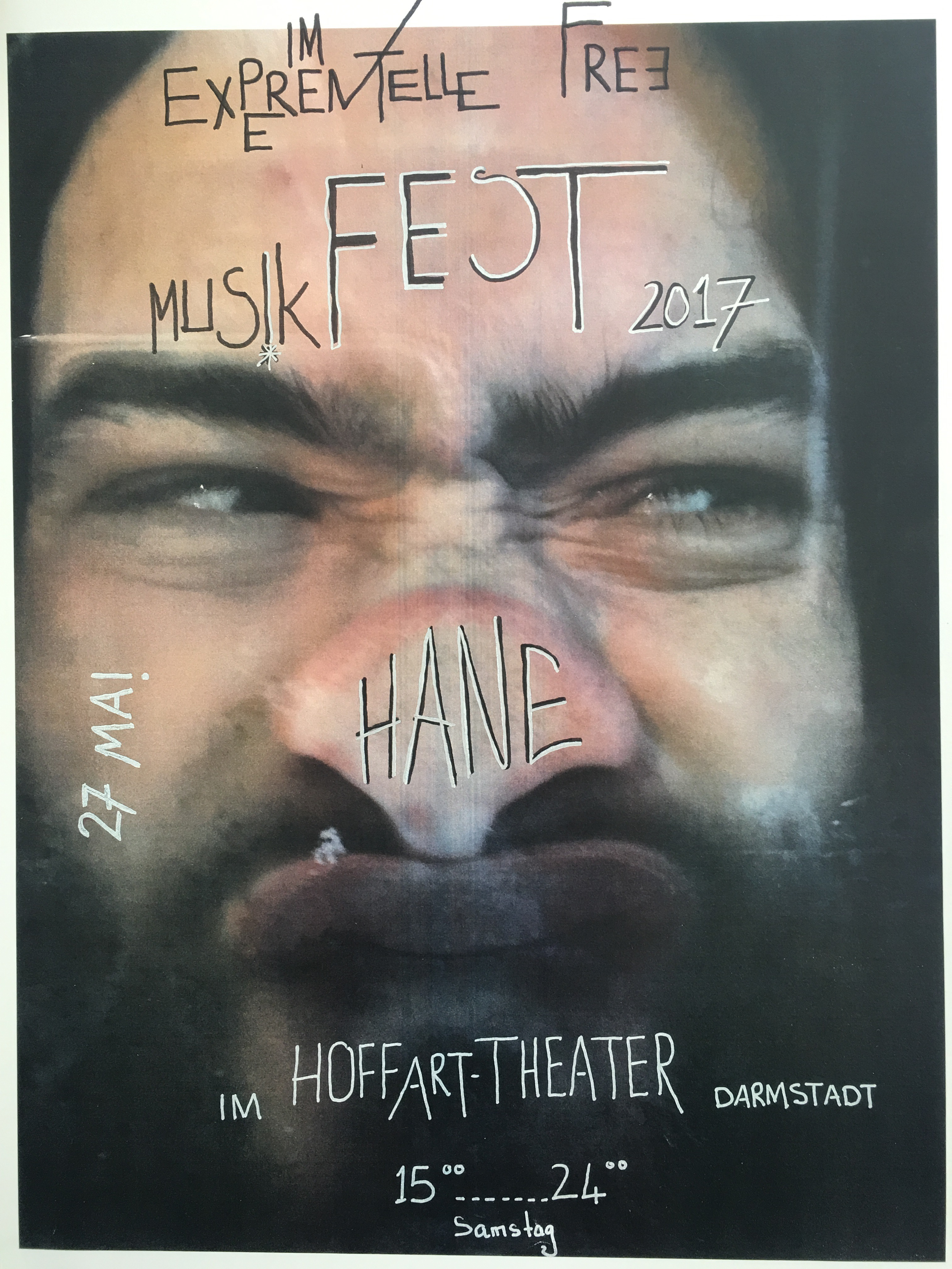 HANE: Experimentelles Free Musik Fest
