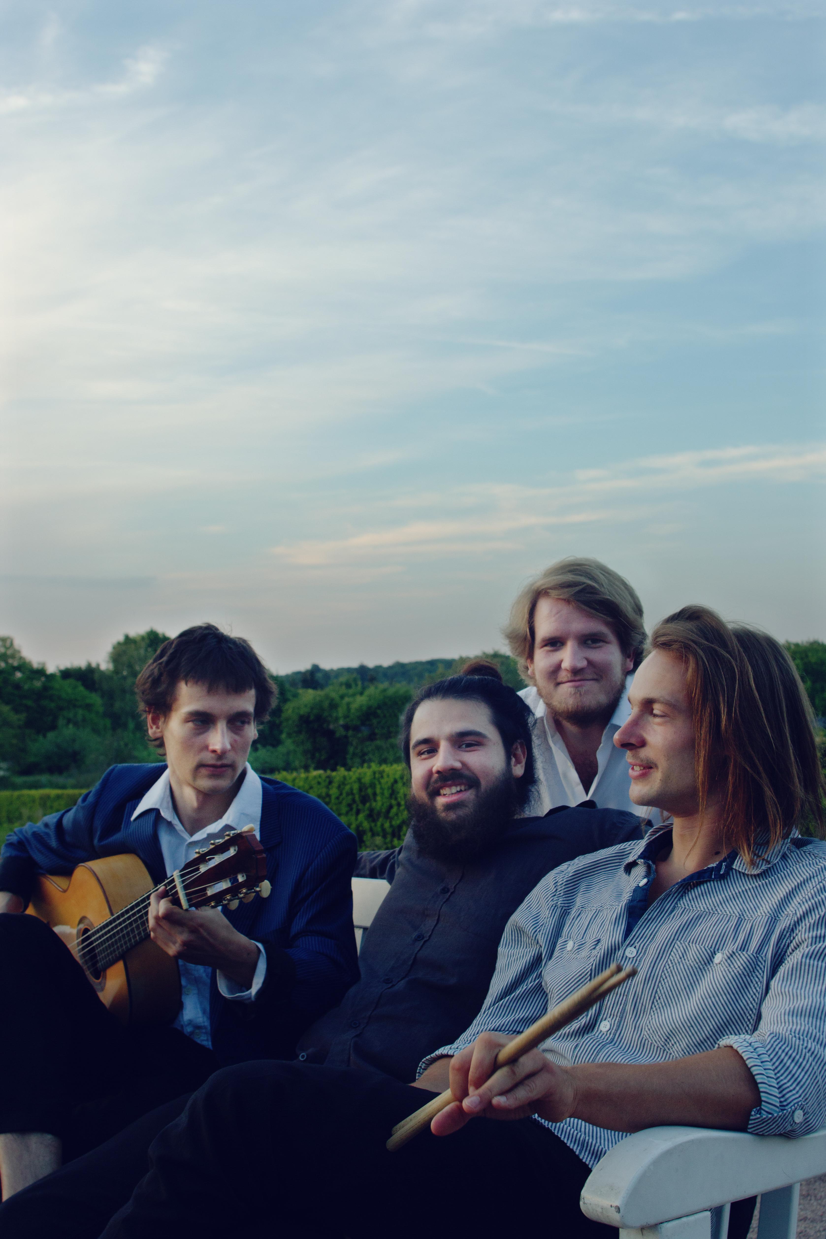 Gebrüder Lux Quartett: Sun and Bossa Nova