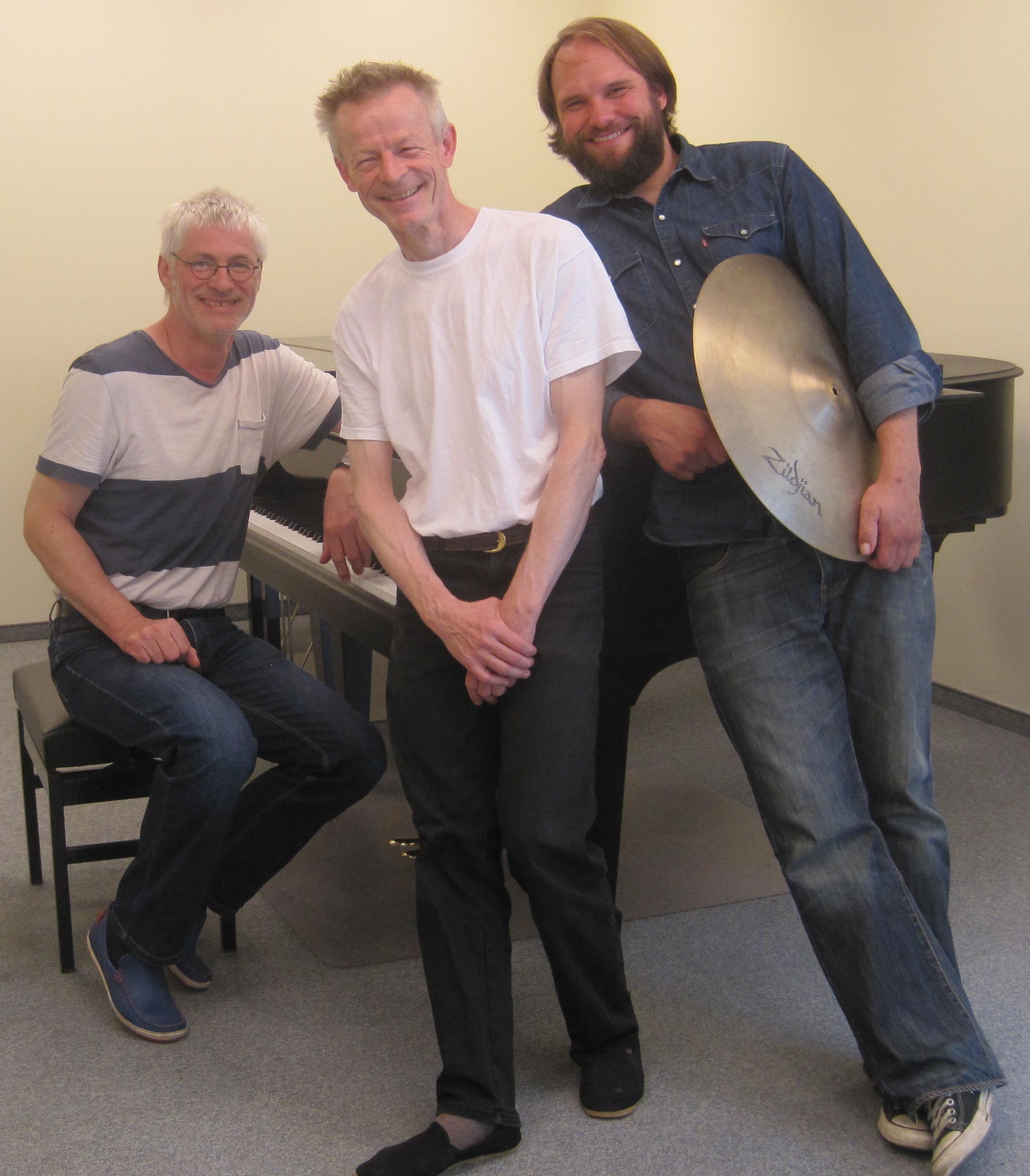 SPK Trio: Matthias Schubert, Werner Kirschbaum, Sven Pollkötter