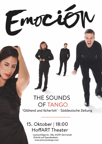 Emocion-The Sounds Of Tango