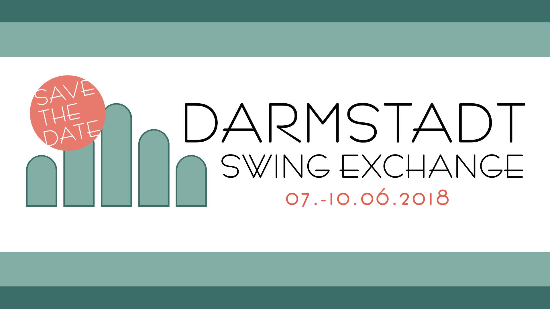 Darmstadt Swing Exchange 2018! Warm UP Party