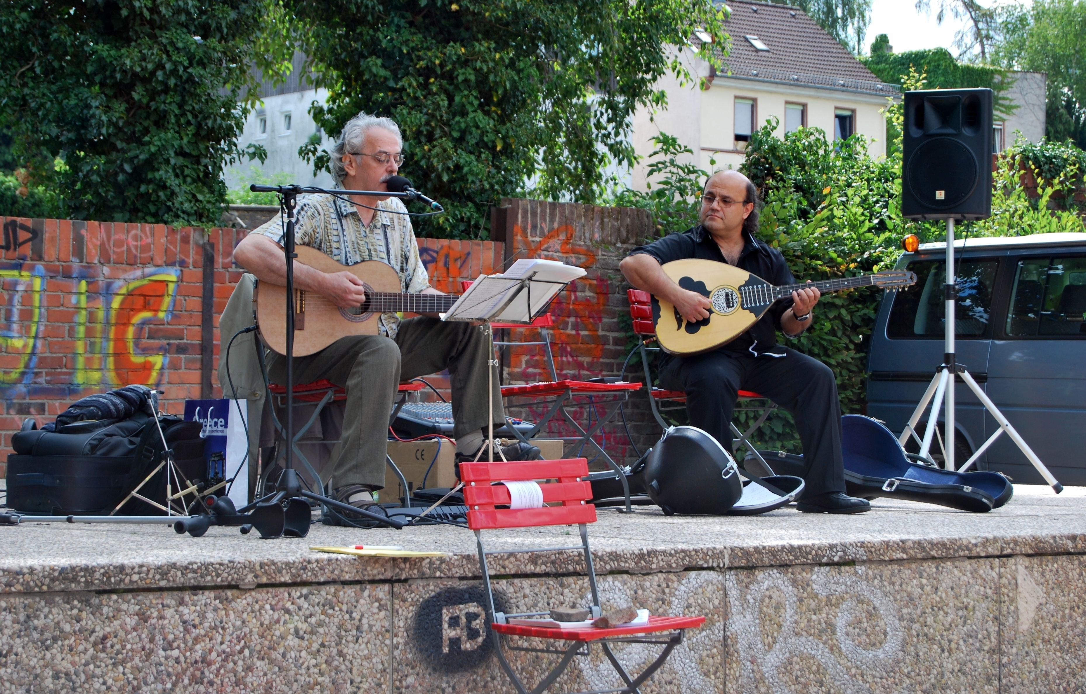 1. Festival der interkulturellen Musik
