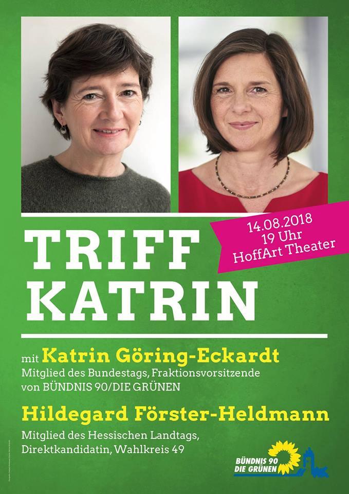 Bündnis 90/Die Grünen: Triff Katrin