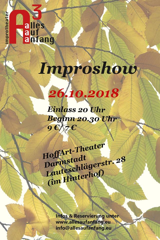 Alles Auf Anfang-Improshow