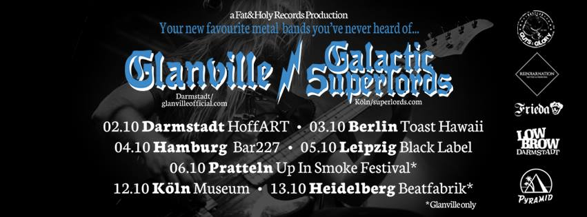 Glanville/Galactic Superlords live