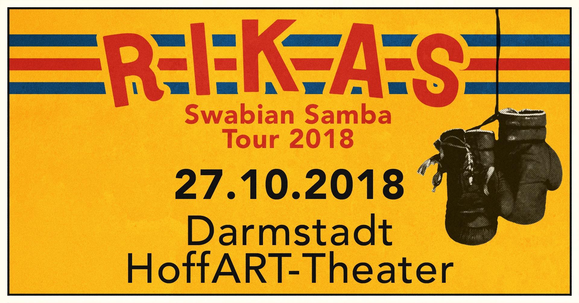 Rikas + Fibel I Darmstadt I HoffART-Theater