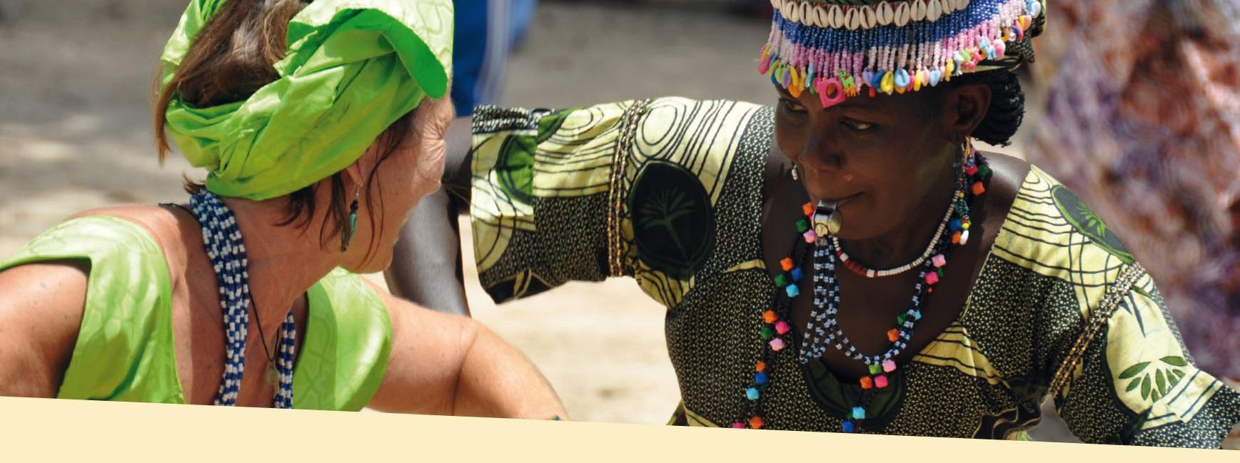 Tanzen für den Senegal