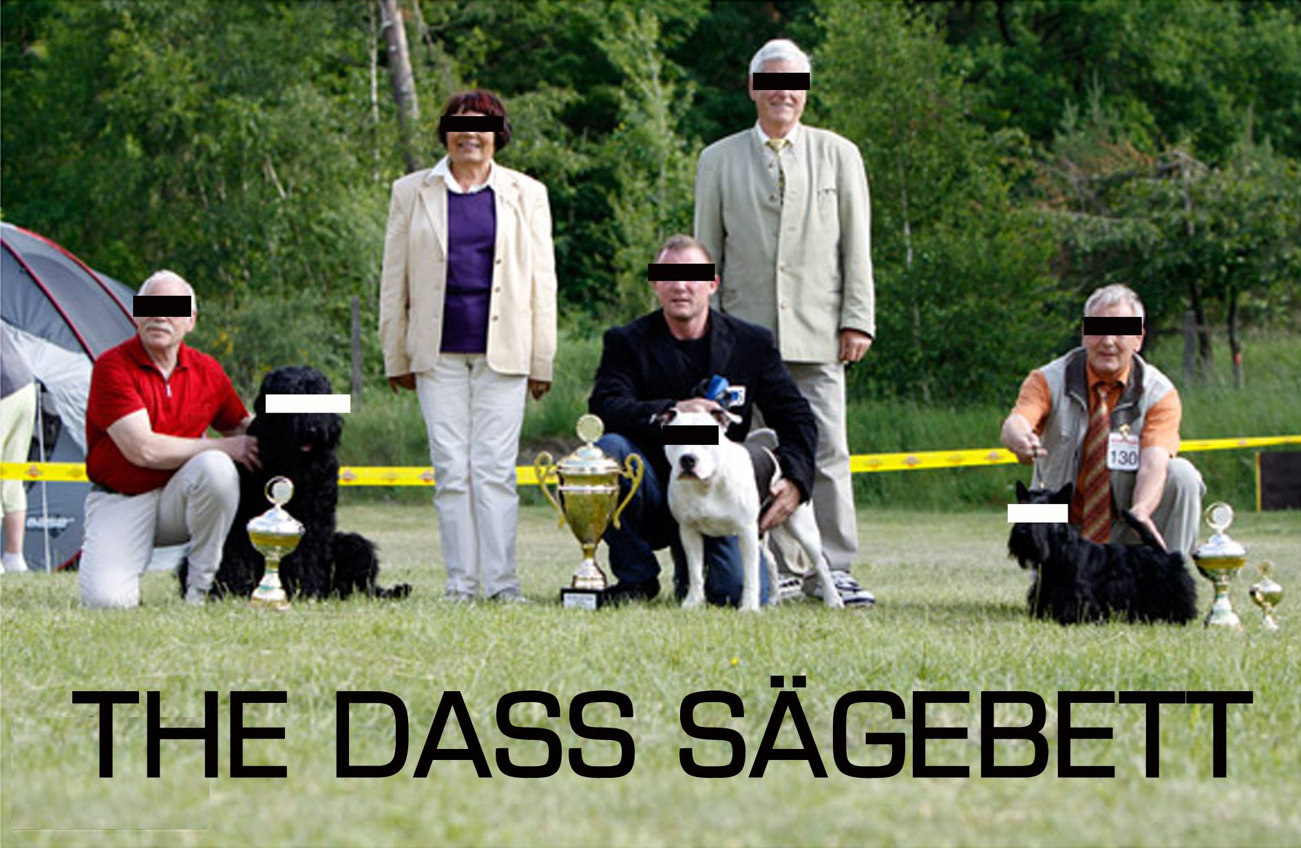THE DASS SÄGEBETT