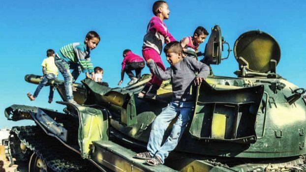 Die Kurden – ein Volk zwischen Unterdrückung und Rebellion