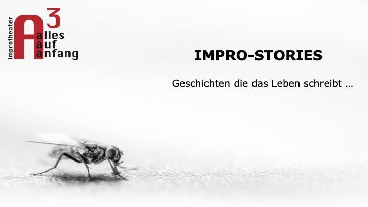 Alles Auf Anfang: Impro-Stories – Geschichten, die das Leben schreibt