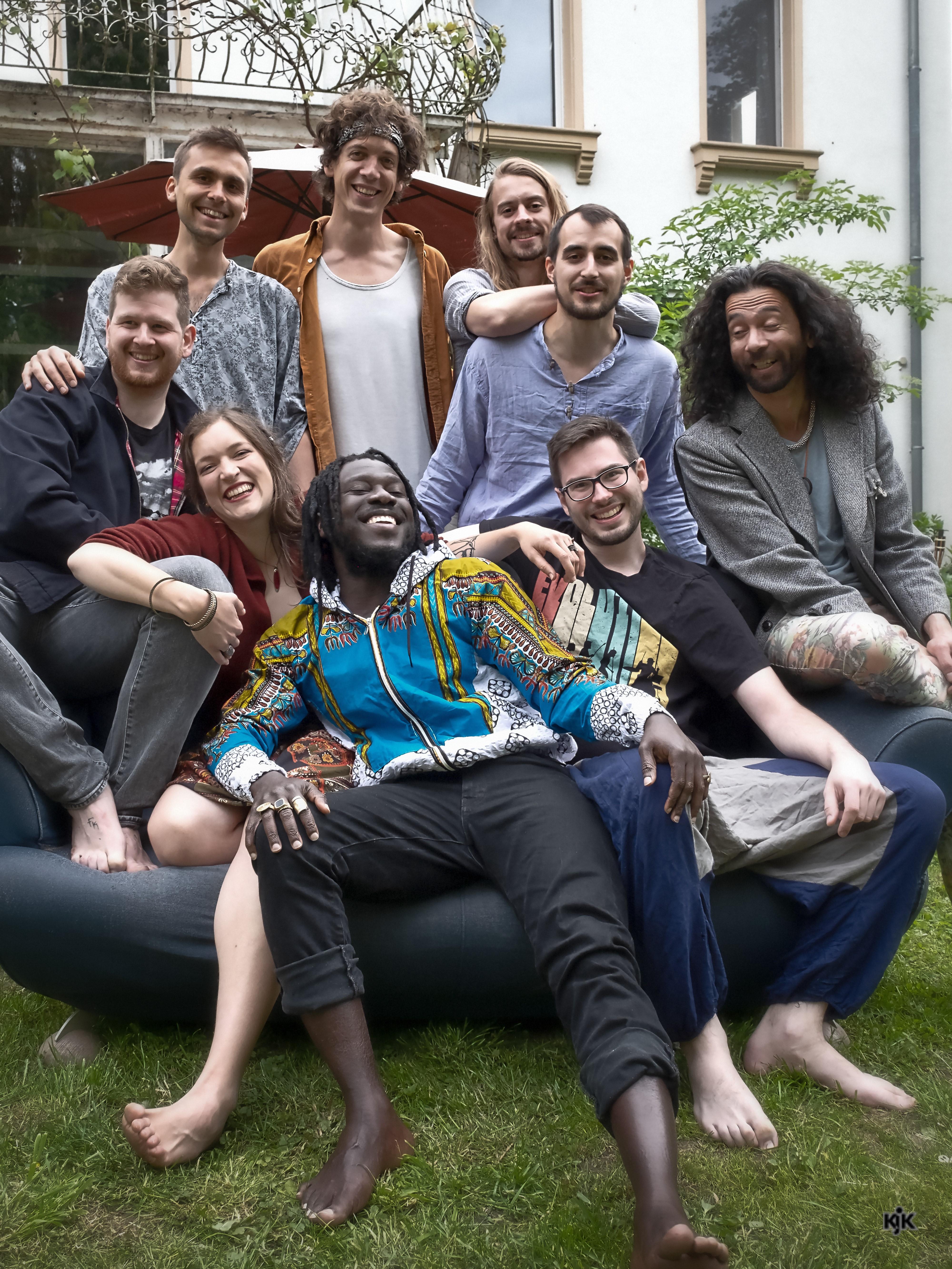 4 x Sommer im HoffART: K'Daanso & The RaggLyf Family
