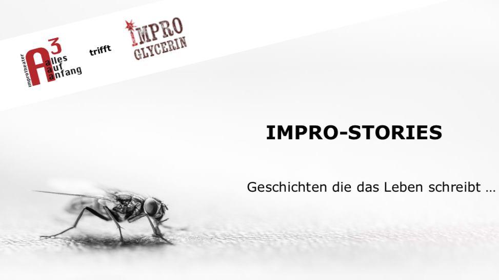 Alles Auf Anfang-Impro Abend: Geschichten die das Leben schreibt