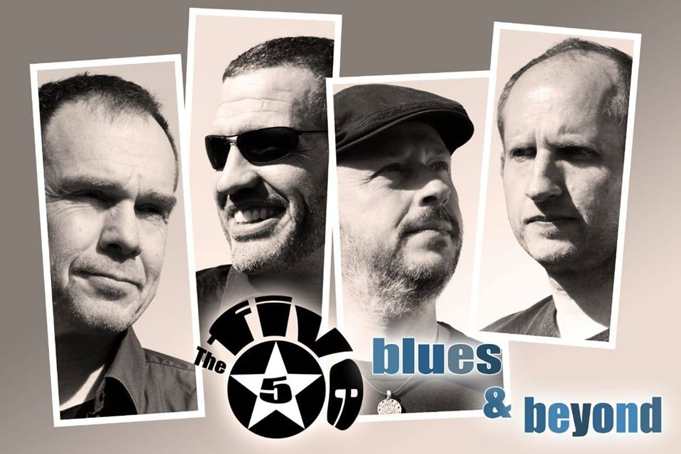 Abgesagt – 24. Watzemussignacht: The Five (Blues)