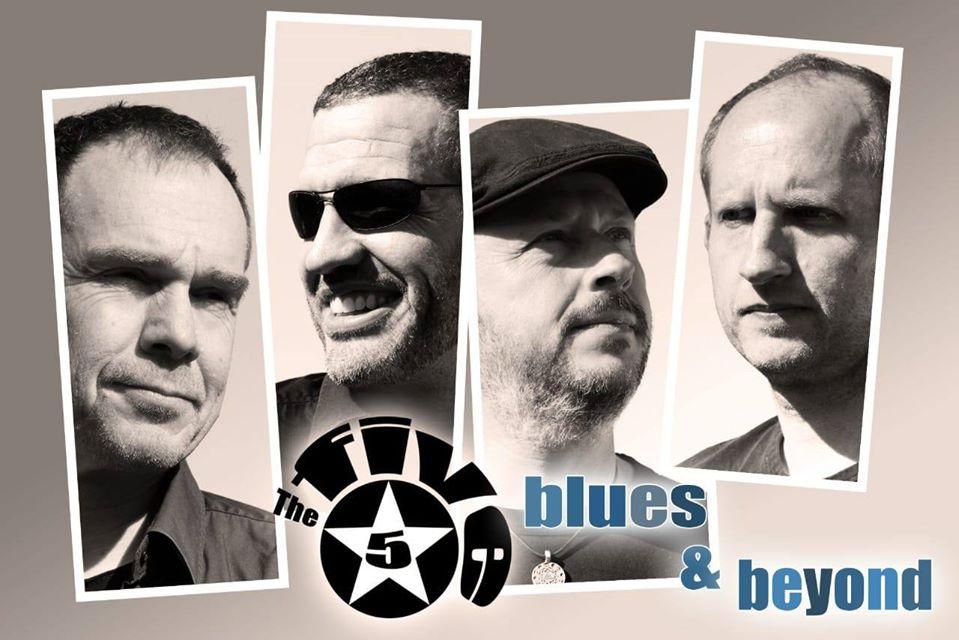 Abgesagt – 24. Watzemussignacht: The Five (Blues)