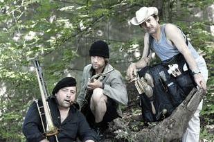 Landeck | Grau | Bonica – Guerilla Jazz